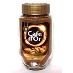 Кофе растворимый Cafe d'Or Gold 200гр