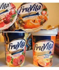 Йогурт FruVita в асортименте 400гр
