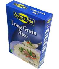 Рис Golden Sun long grain rice  1кг