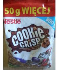 Хлопья Cookie Crisp Nestle 300гр