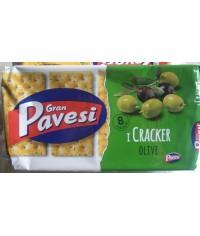 Крекер Gran Pavesi Olive 250гр