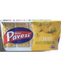 Крекер Gran Pavesi patate e rozmarino 250гр