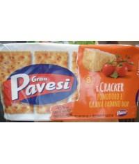 Крекер Gran Pavesi pomodoro e grana padano 250гр