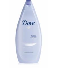 Гель для душа Dove Bagnoschiuma talco caring bath 750мл