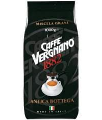 Кофе в зернах Vergnano Antica Bottega 1кг
